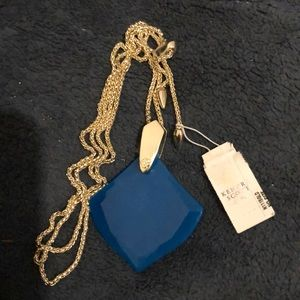Kendra Scott Aislinn Pendant Necklace NWT